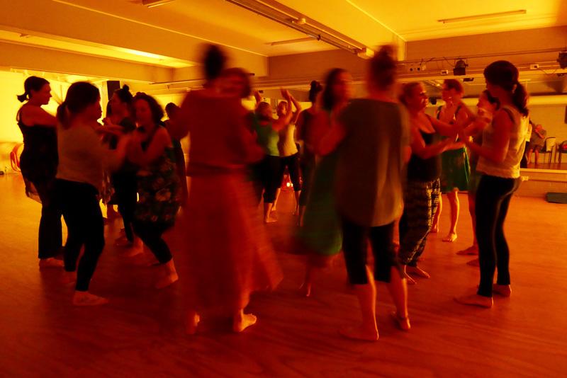 kundalini dance fitzroy
