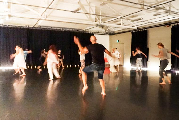 kundalini dance melbourne